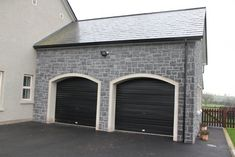 Are you looking for stonemasons in Magherafelt? Deerpark Stone is here for you. We supply and fit natural stone cladding at attractive prices. Stone Cladding Exterior, Natural Stone Cladding, House Designs Ireland, Natural Stones, Garage Doors, Outdoor Decor, Home Decor, Natural Stone Veneer, Decoration Home