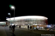 Carioca 1 Arena at night (ATR)