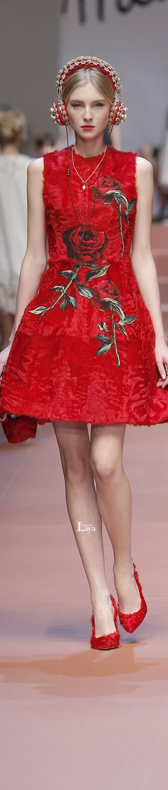 Dolce & Gabbana Fall Winter 2015-16 RTW