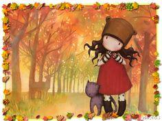 #gorjuss #autumn #leaves #wallpaper