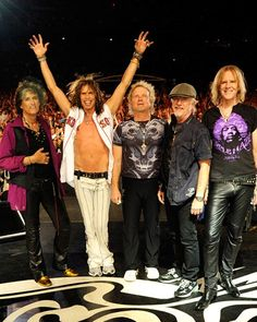 Música nova do Aerosmith!