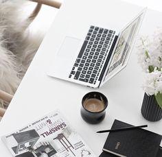desk / interior / home / work space
