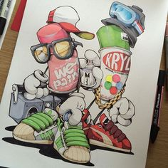 Limited edition CHEO print designed for the exhibition. Opening night is next week, good people! Graffiti Drawing, Graffiti Painting, Graffiti Lettering, Street Art Graffiti, Art Drawings, Graffiti Cartoons, Graffiti Characters, Graffiti Pictures, Hiphop