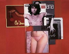Album #cover collages by Christian Marclay