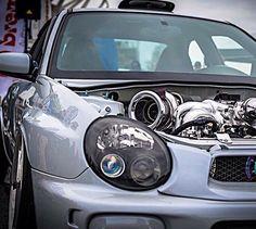 @seaairraw ||  boosted Subaru bug eye