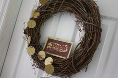 A Pirate's Life for Me wreath