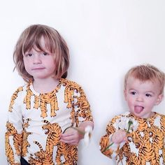 Cutest bengal tigers.  Thanks @life_as_coral for the lovely pic. #minirodini