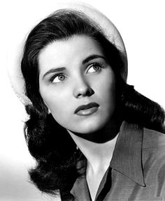 Debra Paget. The Ten Commandments...and others.