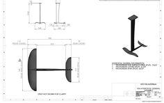 kite hydrofoil plan