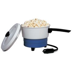 12V Sauce Pan & Popcorn Maker - The Outdoor Outfitters