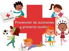 Apps para Niños: Cruz Roja para la prevención de accidentes y primeros auxilios - Blog mamá también sabe