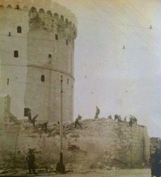 Thessaloniki, My Town, Macedonia, Nymph, Old Photos, Greece, The Past, Old Things, Art Deco