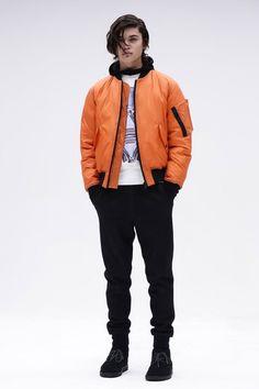 #Menswear #Trends N. Hoolywood Menswear Fall Winter 2015 New York Otoño Invierno #Tendencias #Moda Hombre