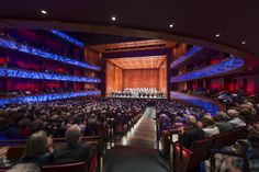 Tobin Center for the Performing Arts | Marmon Mok Architecture | Archinect