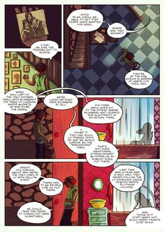 Chapter 2 - Butterfly Effect - Page 8 by ssst.deviantart.com on @DeviantArt