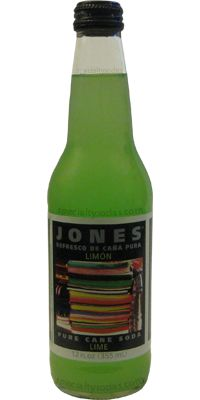Jones Soda Lime Soda