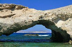Arch at Ag Konstantinos 1