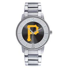 Pittsburgh Pirates P Logo Mens Quartz Analog All Pro Watch
