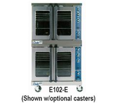 Double Full Size Electric Convection Oven - 240v/1ph