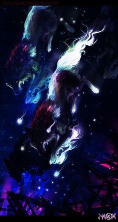 T: Shadow Dancer + Speed Paint by Snow-Body.deviantart.com on @deviantART