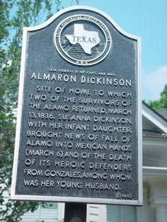 Almaron Dickenson, Gonzales, TX