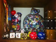 The Art of Dice Collecting