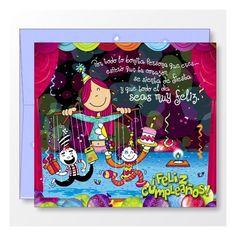 tarjetas zea cumpleaños para amigo - Buscar con Google