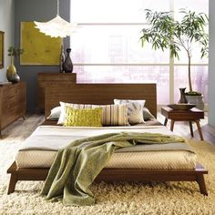 Catalina Bed from Copeland Furniture | YLiving