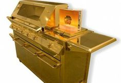 24 Carat Grill $165,000
