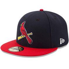 b3e0012f9a4 St. Louis Cardinals New Era Levi s Dark Wash 9TWENTY Adjustable Hat - Navy