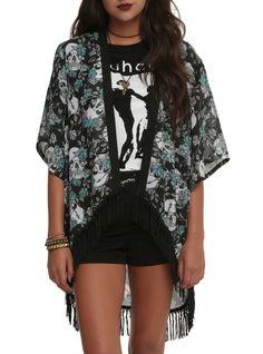 A Kimono like no other.