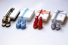 Коробочки для обуви - МК от Trotilla с ДП