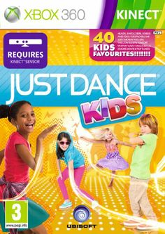 Just Dance Kids (Xbox 360): Amazon.co.uk: PC & Video Games