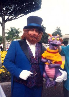 Journey into Imagination is unique as far as extinct EPCOT Center attractions go in that, it's not technically an extinct Walt Disney World ride/pavilion, Disney And More, Disney Love, Disney Magic, Disney Stuff, Disney Theme, Disney Family, Walt Disney World Rides, Disney Parks, Disney World Characters