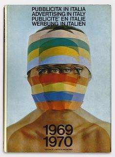 Book Cover, 1969  Design: Franco Grignani