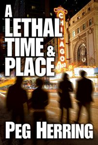 """#kindledeal, #mystery-""""A Lethal Time and Place"""" by Peg Herring  A Lethal Time and Place by Peg Herring Discounted for a limited Time Only $2.99 You see a murder but can't report it because you have secrets of your own. Elude the killers if you can, depending on your skills and the loyalty of those who share your secret. What readers are saying: """"I thoroughly enjoyed all of the twists and turns and hope to revisit these characters again in another book or better y"""
