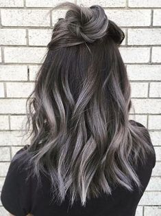 The Gray Hair Trend: 32 Instagram-Worthy Gray Ombré Hairstyles