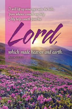 Find inspirational worship bulletins for general praise and worship services at your church. Order your church bulletin papers at Concordia Supply. Bible Words, Scripture Verses, Bible Scriptures, Bible Quotes, King James Bible Verses, Psalm 121, Lamentations, Bible Prayers, Trust God