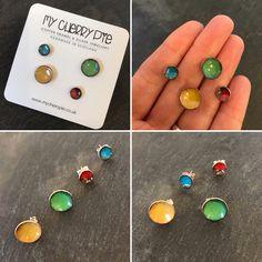 242610745 163 Best My Cherry Pie Copper Vitreous Enamel Jewellery images in ...