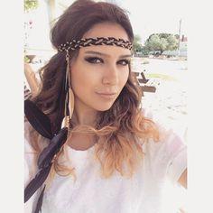 Model : Dilara Yılmaz Make up Artist : Elif Çiftçi #fashion #hair #makeup #blonde