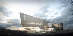 Manrihyun Church, Cultural Center 만리현교회 비전센터/Seoinn Design Group #만리현교회 #Churchdesign