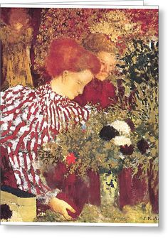 Edouard Vuillard: A Painter and His Muses, (Jewish Museum) by Stephen Brown and Richard R. Brettell (May Pierre Bonnard, National Gallery Of Art, Art Gallery, National Art, Edouard Vuillard, Paul Gauguin, Charles Angrand, History Of Modern Art, Art History