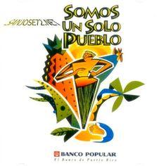 Somos un solo pueblo [sound recording].  Puerto Rico : Banco Popular de Puerto Rico, 1995.  2 sound discs : digital ; 4 3/4 in. formato CD Call Number M1681 .P62 S66 1995