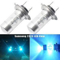 $7.71 (Buy here: https://alitems.com/g/1e8d114494ebda23ff8b16525dc3e8/?i=5&ulp=https%3A%2F%2Fwww.aliexpress.com%2Fitem%2F2pcs-Car-H7-Car-8000K-Ice-Blue-60W-Car-2323-LED-Fog-Light-12-SMD-Driving%2F32717774633.html ) 2pcs Car H7 Car 8000K Ice Blue 60W Car 2323 LED Fog Light 12-SMD Driving Bulbs DRL for just $7.71