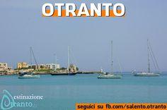 al riparo nella baia di Otranto