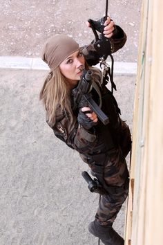 Turkish Female Special Forces