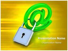 Licensed software powerpoint template is one of the best powerpoint email security powerpoint template is one of the best powerpoint templates by editabletemplates toneelgroepblik Gallery