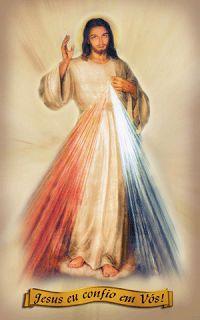 Imagens Católicas: Jesus Misericordioso