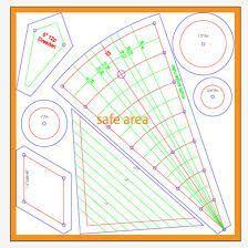 Afbeeldingsresultaat voor dresden plate templates free  sc 1 st  Pinterest & Changing the center of a Dresden Plate quilt block | quilt blocs and ...