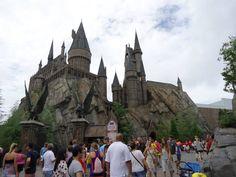 Found Hogwarts!